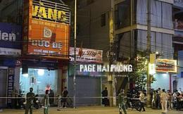 Xác định nghi can gây ra vụ nổ mìn tự chế tại tiệm vàng ở Hải Phòng