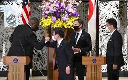 """Mỹ-Nhật chỉ trích đích danh TQ, Bắc Kinh tức tối: """"Hùa nhau làm bậy, dẫn sói vào nhà, phản bội khu vực"""""""