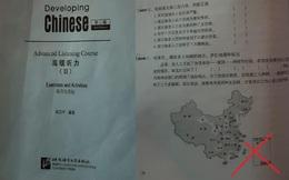 Đại học Công nghiệp Hà Nội tiêu hủy giáo trình in 'đường lưỡi bò'
