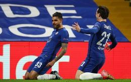 """Vùi dập """"binh đoàn hắc ám"""", Chelsea hiên ngang bước vào tứ kết Champions League"""