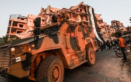 """Bất ngờ """"ngả"""" sang phương Tây, Thổ gặp khó với Nga ở Syria?"""
