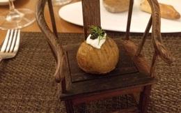 """Đây đích thực là cách trình bày món ăn """"đỉnh cao làm màu"""" khiến thực khách phải """"cạn lời"""" của các nhà hàng"""