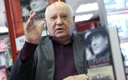 """Ông Gorbachev: Liên Xô sụp đổ """"trái với ý nguyện của người dân"""", trưng cầu là cần thiết và chính đáng"""
