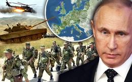 """TT Putin cảnh báo sẵn sàng dạy Ukraine một """"bài học"""":  Cục diện Donbass khó có thể thay đổi"""