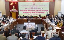 18 nhân sự được giới thiệu ứng cử đại biểu Quốc hội khoá XV ở khối Chính phủ, Chủ tịch nước