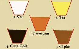 Bạn đang mệt và khát trên sa mạc, bạn sẽ chọn ly nước nào? Câu trả lời tiết lộ điều rất thú vị về chính bạn