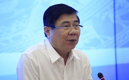 Chủ tịch Nguyễn Thành Phong ứng cử đại biểu HĐND TP HCM