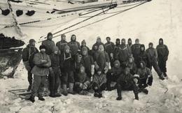 Hành trình sống sót thần kỳ của đoàn thám hiểm Ernest Shackleton