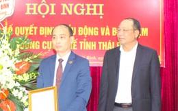 Bổ nhiệm Cục trưởng Cục thuế, Giám đốc Điện lực tỉnh Thái Bình