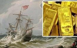 Tàu đắm chứa 1,4 tỷ USD vàng bạc ở Đại Tây Dương khiến thợ săn kho báu liều chết truy tìm