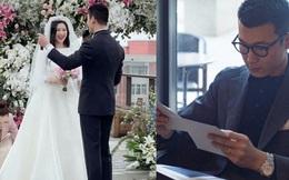 Đám cưới hot nhất Cbiz hôm nay: MC lọt top 30 gương mặt đẹp nhất thế giới bất ngờ kết hôn, profile chú rể gây choáng