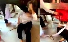 Hà Nội: Nữ sinh lớp 10 bỏ đi khỏi nhà sau khi kéo lê, lột áo bạn