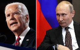 """Ông Putin """"thách"""" ông Biden đối thoại """"trực tiếp, không ngắt quãng"""" sau phát ngôn gây bão của TT Mỹ"""