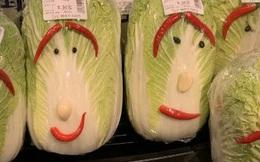 Đi siêu thị mua đồ bỗng thấy đời phơi phới chỉ nhờ mấy món rau củ đáng yêu
