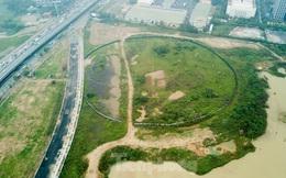 Toàn cảnh khu vực Hà Nội xây dựng tổ hợp cung thiếu nhi 1.300 tỷ đồng