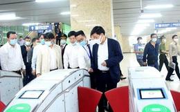 Thị sát đường sắt Cát Linh-Hà Đông, lãnh đạo Hà Nội nói gì về việc bàn giao dự án?