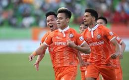 """Thua tân binh V.League, HLV Đà Nẵng tuyên bố: """"Không thể đổ hết lỗi cho HLV"""""""