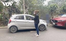 Thực nghiệm hiện trường vụ tấn công tình dục người nước ngoài ở Hà Nội