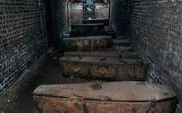 Kho báu khủng trong quan tài đá 1.800 năm tuổi của đôi vợ chồng
