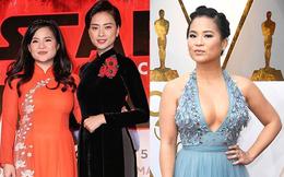 Sao nữ gốc Việt xuất hiện trong bom tấn tỉ đô của Hollywood hiện ra sao?
