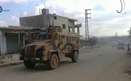 Tình hình Syria: Thổ Nhĩ Kỳ vừa tấn công Syria, lập căn cứ mới ở Idlib