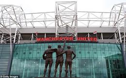 Manchester United chính thức có nhà tài trợ áo đấu mới