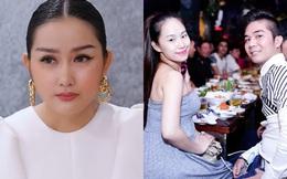 Vợ Khánh Đơn bật khóc nói về con riêng của chồng với Lương Bích Hữu