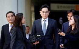 """Đang ngồi tù, """"Thái tử"""" Samsung phải mổ gấp vì vỡ ruột"""
