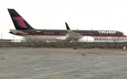 Số phận chiếc máy bay Boeing dát vàng của cựu Tổng thống Trump