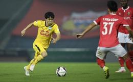 Hồng Lĩnh Hà Tĩnh 0-0 HAGL: HAGL lỡ cơ hội lên đầu bảng