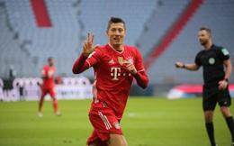 Lại lập hat-trick, Lewandowski tiến sát 'siêu kỉ lục'