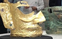 Tìm thấy báu vật bằng vàng gây chấn động, có thể phải viết lại lịch sử Trung Quốc
