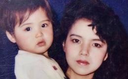 Nàng dâu hào môn khoe ảnh mẹ 29 năm trước, hoá ra thần thái phu nhân cũng là nhờ di truyền cả
