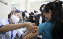 Thông tin mới nhất từ Bộ Y tế về tiêm vắc xin ngừa COVID-19