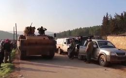 Trước nguy cơ bị hất cẳng khỏi Syria, Thổ Nhĩ Kỳ điên cuồng đáp trả
