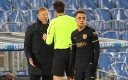 Barca đại thắng, HLV Ronald Koeman chỉ hy vọng 1 điều