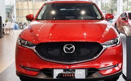 Loạt xe Mazda ưu đãi cao nhất 120 triệu: Giá CX-8 còn thấp kỷ lục, Mazda6 không quá 1 tỷ đồng