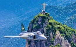Thực trạng và triển vọng dòng máy bay JAS 39 Gripen của Thụy Điển