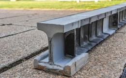 Phát triển thành công dầm bê tông làm từ công nghệ in 3D, có thể lắp ghép như khối lego, hứa hẹn sớm thay thế dầm bê tông truyền thống