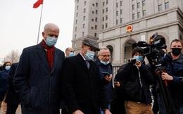 Trung Quốc xét xử công dân Canada, 28 nhà ngoại giao nước ngoài tập trung ở cổng tòa án