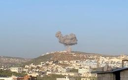 Ồ ạt nã đạn xuống lãnh thổ Syria, Nga và Thổ mang mục tiêu bất ngờ