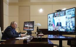 Tổng thống Nga V.Putin sẽ tiêm vaccine ngừa Covid-19