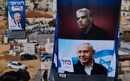 Israel bầu cử lần 4 trong 2 năm: Cục diện vẫn chưa ngã ngũ
