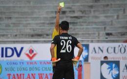 Sau CLB Cần Thơ, đến lượt VFF ra phán quyết về thủ môn ăn mừng lố