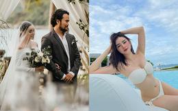 """Hot girl """"dao kéo"""" Việt Nam lấy chồng đại gia Thái Lan giờ ra sao?"""