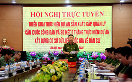 Hà Nội cấp 6 triệu căn cước công dân gắn chíp