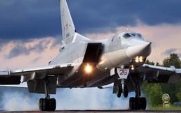 Máy bay ném bom chiến lược Tu-22 gặp sự cố, 3 quân nhân Nga thiệt mạng