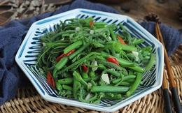 Mẹo để có món rau bí xào tỏi xanh mướt, giòn ngon