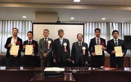 Nhật Bản tuyên dương 4 lao động Việt Nam có thành tích xuất sắc