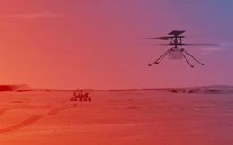 """Bí mật sống còn của trực thăng sao Hỏa đầu tiên trong lịch sử: Phải """"sống sót"""" qua đêm đầu tiên ở nhiệt độ -90 độ C"""